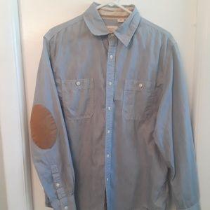 Mossimo Supply Co long sleeve men's shirt